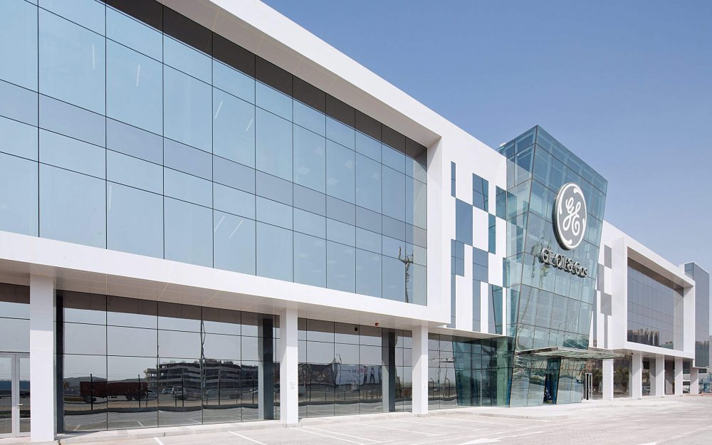 GE Corporate office photography in Dubai