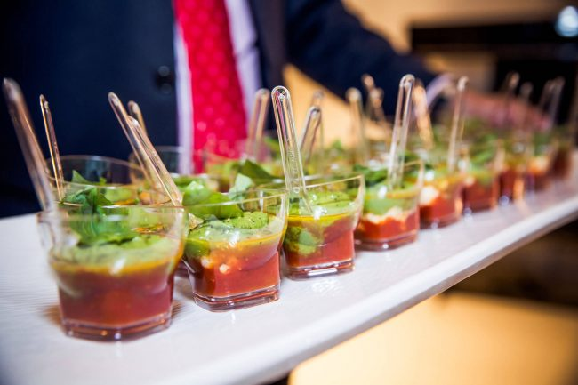 Restaurant catering photographer