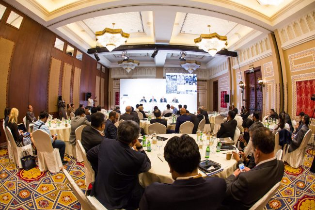 Business conference photographer in UAE