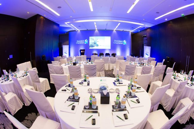 Corporate conference photography