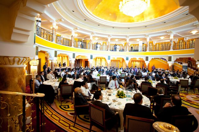 Business conference photography in Dubai